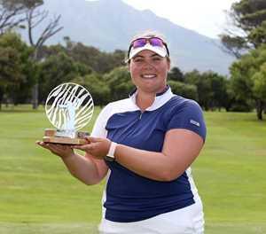 LET Rookie Hewson wins Investec SA Women's Open