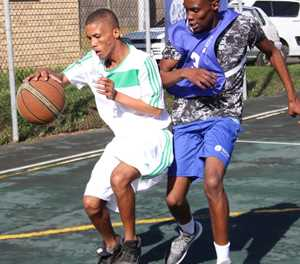 Basketball gets its afternoon in the sun