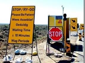 Serpentine Pass road works update