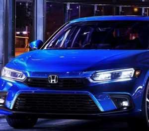Honda finally reveals all of all-new Civic Sedan