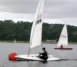 George Lakes sailing season gets underway