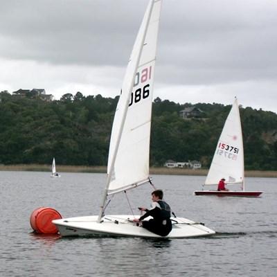 George Lakes sailing season gets underway