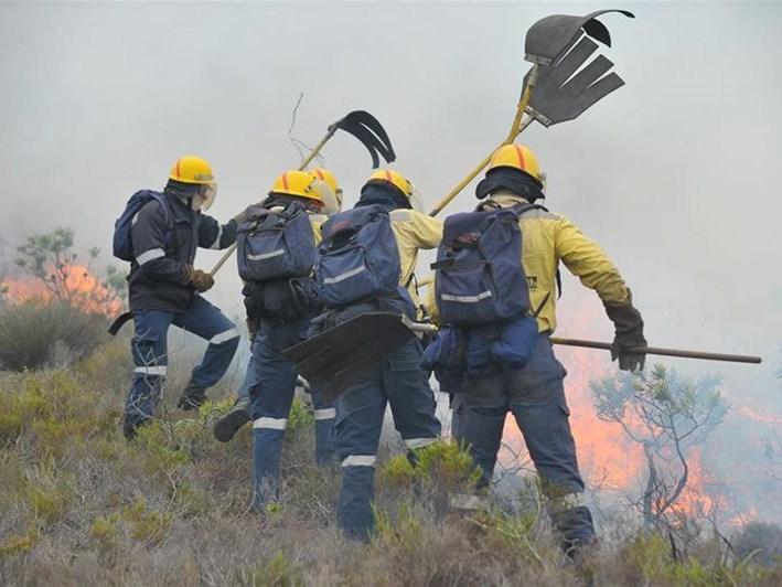 Garden Route wildfire update