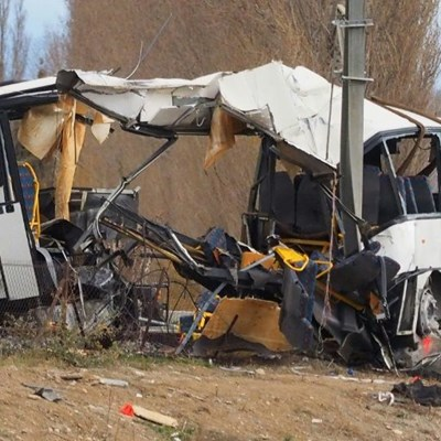 French school bus crash toll rises to 6: police source