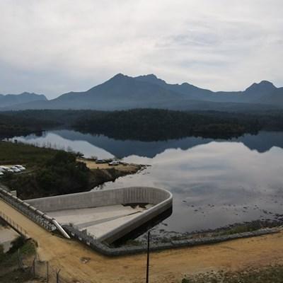 Garden Route Dam level update