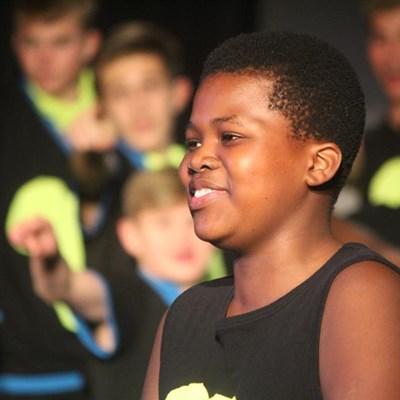 Esteemed boys choir wows in Graaff-Reinet