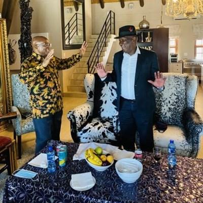 Bheki Cele finally lifts lid on his Nkandla visit