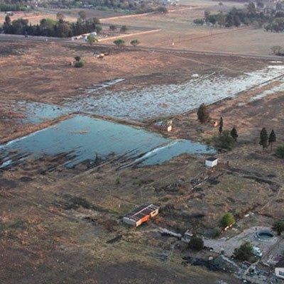 Over half of SA's wastewater treatment works are failing