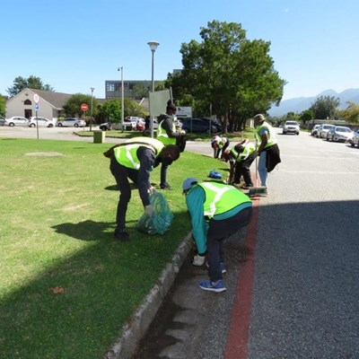 Ward-based cleaning project on the move
