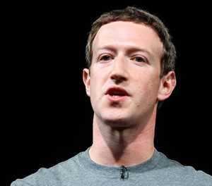 Zuckerberg 'sorry' over Cambridge Analytica 'breach'