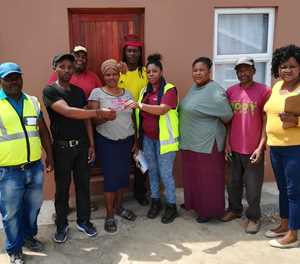 Thembalethu housing projects take shape