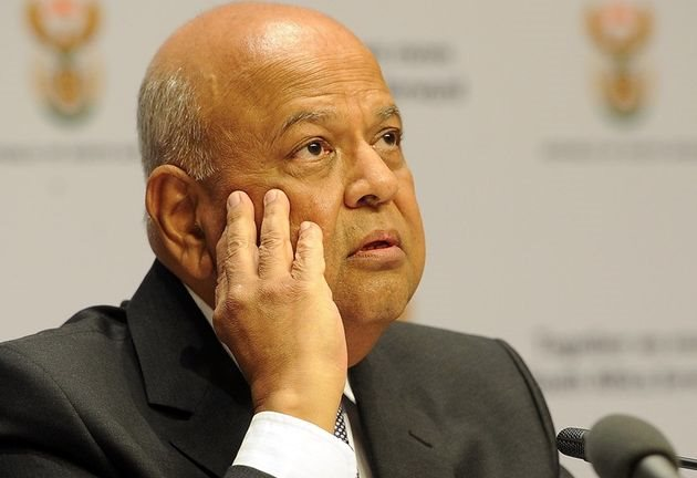 Image result for pravin gordhan