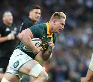 Bok boost as Sharks reshuffle