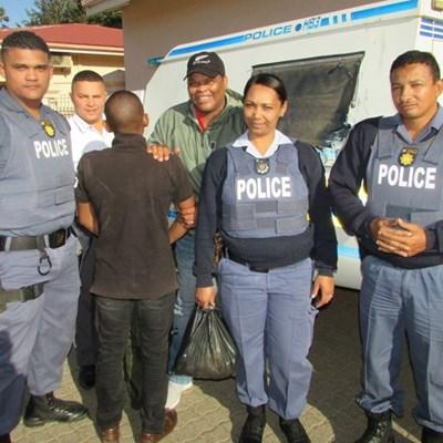 Polisie lê beslag op dwelms