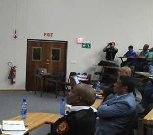 Lessons learned from the Knysna fires