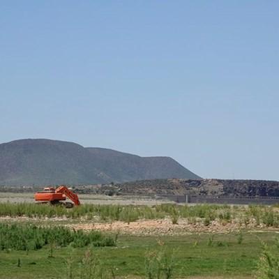 Water found at empty Nqweba Dam