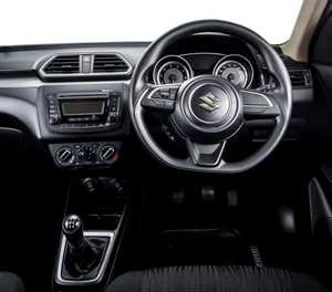 More space in Suzuki's new Dzire