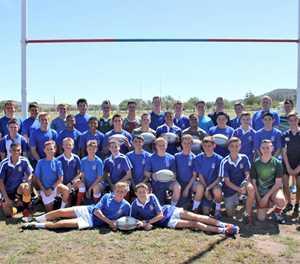 Hoër Landbouskool Oakdale rugbyprogram