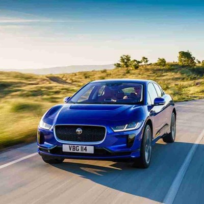 Five stars for I-PACE