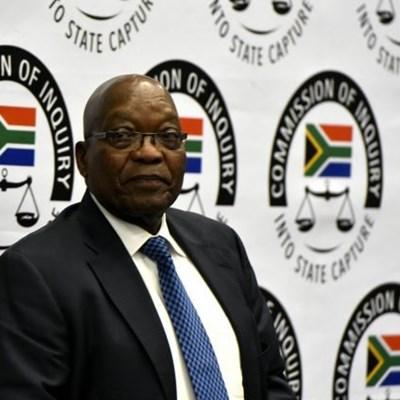 Zuma lashes Zondo bid to 'put his physical body behind prison doors'