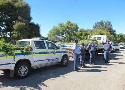 Judah Square traumatised by police raid