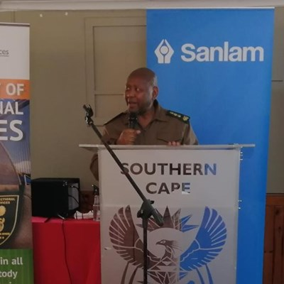 Correctional Services opens isolation area