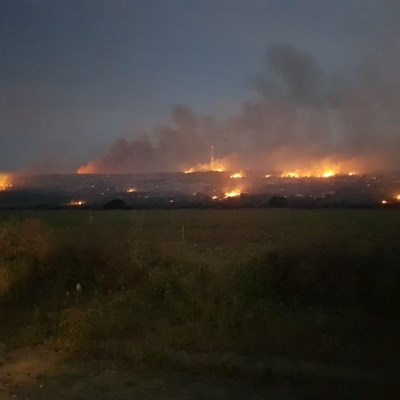 Garden Route District wildfire update