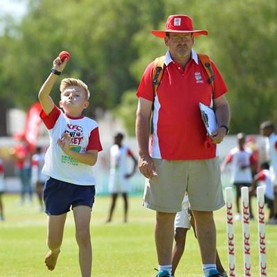 KFC cricket festival