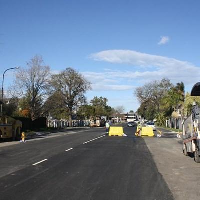 Caledon Street asphalt: Whose at fault?