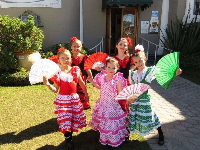 Finovo George Eisteddfod attracts 400 dancers