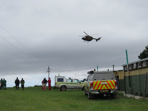 Update: Plane crash near Great Brak River
