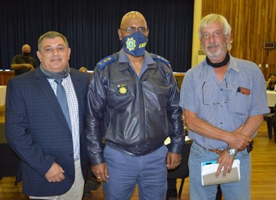 Mosselbaai stig veiligheidsforum