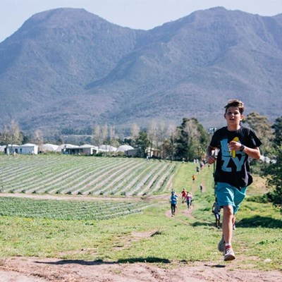 Strawberry Festival caters for different sports