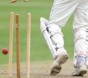 Premier League cricket action