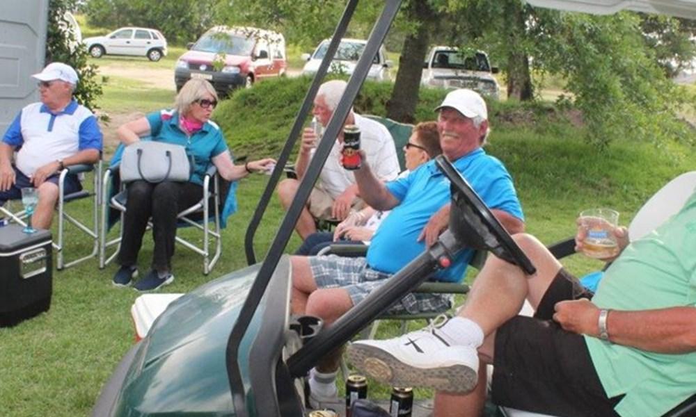 Garden Route-gholfklub hou klubkampioenskapkompetisie