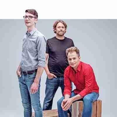 Die Charl du Plessis Trio is hier