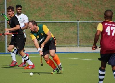 Eden hockey trials at OSC