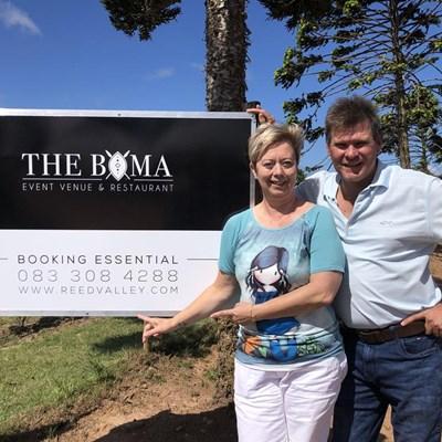 The Boma – 'n stukkie hartlike Bosveld by ReedValley