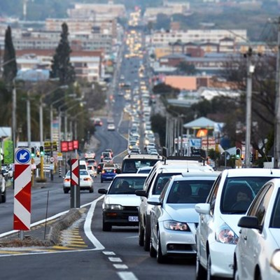 Traffic movement increases on SA roads, data shows