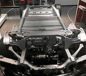 SA aluminium battery box used in Tesla