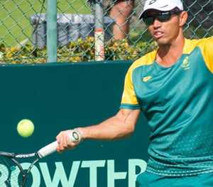 Jeff Coetzee to coach team South Africa at the ATP Cup