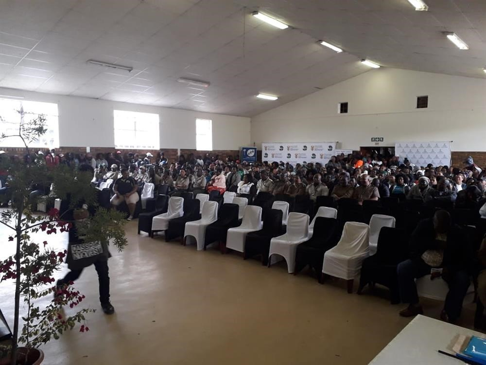 Police focus on youth at Plett indaba