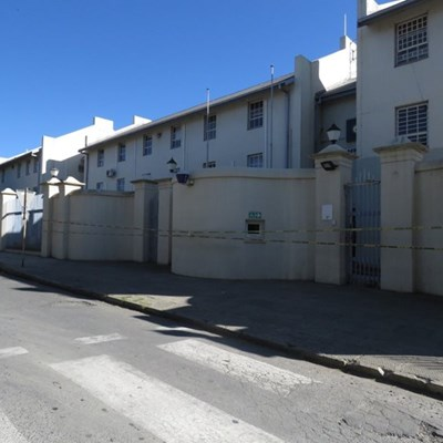 Covid-19: Graaff-Reinet police station closed