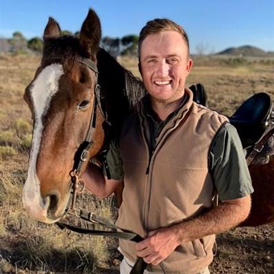 Opregte Karoo-kêrel is opsoek na sy trouvrou