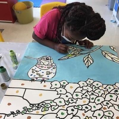Art unites hospitals