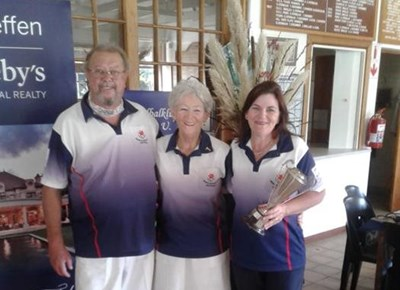 Ladies Novice and Open Club Championships