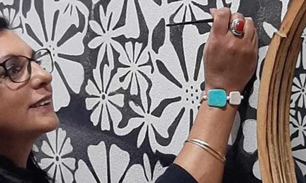 Carin-Marie Conradie's love affair with paint
