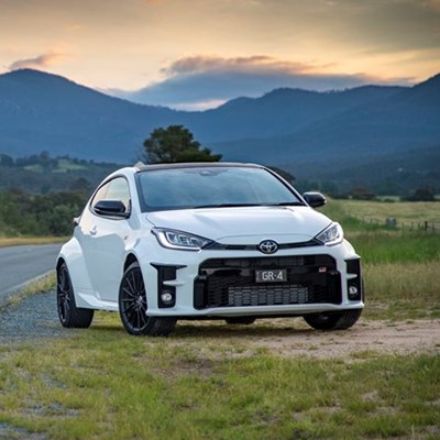 Toyota GR Yaris: Countdown to the rally car for the road