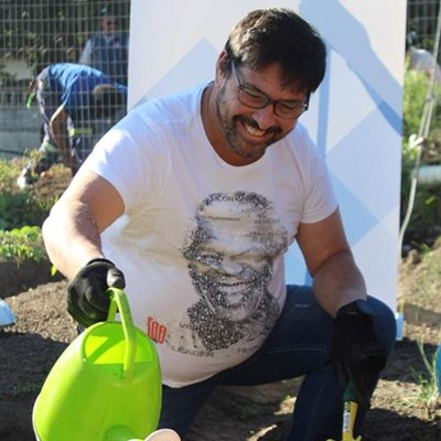 Municipality digs in for Mandela Day