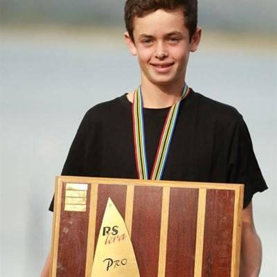 James Vonk wins Pro National sailing trophy